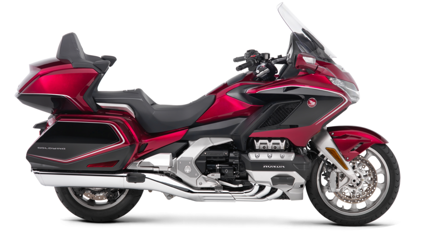 Honda Goldwing DCT